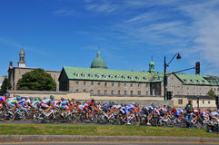 Grand Prix Cycliste de Montréal Royalty Free Stock Photos