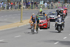Grand Prix Cycliste de Montréal Royalty Free Stock Image