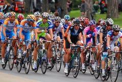 Grand Prix Cycliste de Montreal Imagen de archivo libre de regalías