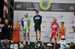 Grand Prix Cycliste DE Montreal Royalty-vrije Stock Foto