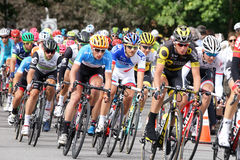 Grand Prix Cycliste DE Montreal Stock Afbeelding
