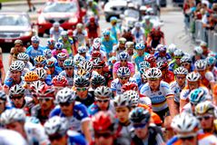Grand Prix Cycliste de Montreal Stock Photos