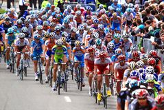 Grand Prix Cycliste de Montreal Royalty Free Stock Photography