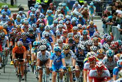 Grand Prix Cycliste de Montreal Stock Photography