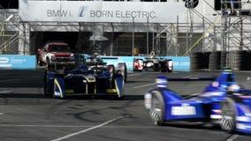Grand prix elettrico di formule di Long Beach archivi video