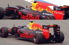 Grand Prix F1 2016 RedBull Στοκ Εικόνες