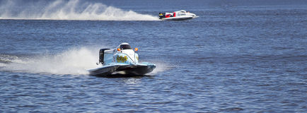 Grand Prix Formula 1 H2O World Championship Powe Stock Image
