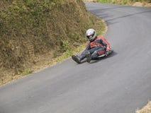 Grand Prix free practice, Carrilanas San Mamede 11 Stock Photo