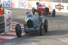 Grand Prix Historique. 6° Grand Prix Historique Montecarlo 10-11 May 2008 Stock Photos