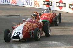Grand Prix Historique Monte Carlo. Car from collection Taraschi FJ, Grand Prix Historique Monte Carlo, May 2008. Historical contest of car from collection Stock Photo