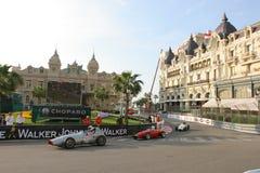 Grand Prix Historique Monte Carlo Royalty Free Stock Photo