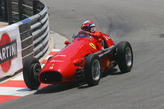 Grand Prix Historique Montecarlo Stock Photo