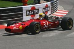 Grand Prix Historique Montecarlo Stock Photography