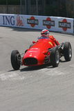 Grand Prix Historique Montecarlo Royalty Free Stock Photos