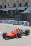 Grand Prix Historique Montecarlo. 6° Grand Prix Historique Montecarlo 10-11 May 2008. Ferrari 312 of 1967 Stock Photography
