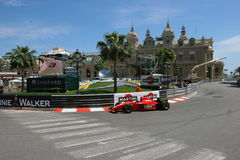 Grand Prix Historique Montecarlo Royalty Free Stock Photography