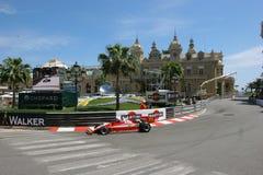 Grand Prix Historique Montecarlo Stock Photo