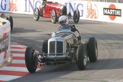 Grand Prix Historique Montecarlo. 6° Grand Prix Historique Montecarlo 10-11 May 2008. Historical car in contest  Era B Type of 1936 Stock Photo