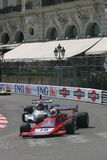 Grand Prix Historique Montecarlo Royalty Free Stock Images