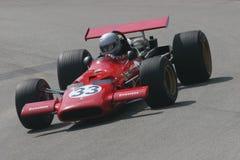 Grand Prix Historique Montecarlo. 6° Grand Prix Historique Montecarlo 10-11 May 2008. Ferrari 312 of 1969 Royalty Free Stock Photography