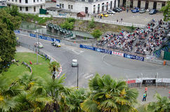 Grand Prix Historique in Pau Royalty Free Stock Photos