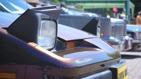 Grand Prix Lviv Ουκρανία 1 Leopolis προβολέων κλεισίματος Pontiac 06 2018 απόθεμα βίντεο