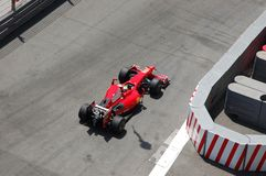 Grand Prix Monaco 2009, Ferrari of Felipe Massa Stock Image