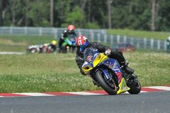 Grand Prix Motorcycle Racing, Racing, Race Track, Road Racing Stock Images