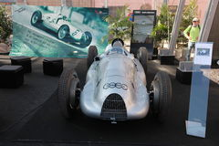 Grand Prix Nuvolari 2010 Royalty Free Stock Photography