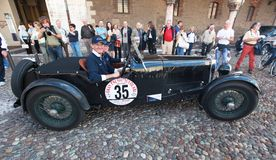 Grand Prix Nuvolari 2010 Stock Photos