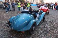 Grand Prix Nuvolari 2010 Royalty Free Stock Photos