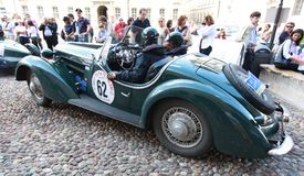 Grand Prix Nuvolari 2010 Stock Photo