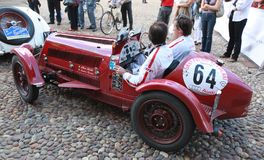 Grand Prix Nuvolari 2010 Stock Images
