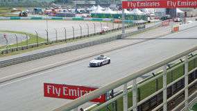 Grand Prix Race Track Royalty Free Stock Photography