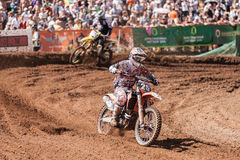 Grand Prix Russia FIM Motocross World Championship Stock Images