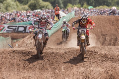 Grand Prix Russia FIM Motocross World Championship Stock Photo