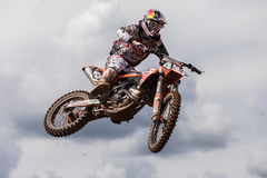 Grand Prix Russia FIM Motocross World Championship Royalty Free Stock Photography