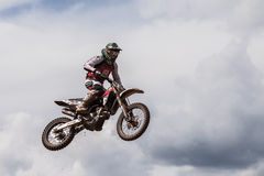 Grand Prix Russia FIM Motocross World Championship Royalty Free Stock Photo