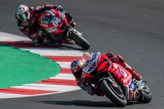 Grand Prix of San Marino and Riviera di Rimini - Free practice 4 and Q