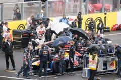 Grand Prix Start Stock Photos