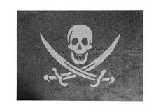 Grand puzzle denteux de 1000 morceaux de pirate Image libre de droits
