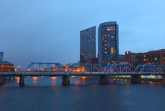 Grand Rapids Michigan Royalty Free Stock Image