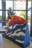 2014 Grand Rapids Michigan Art Prize Stock Foto