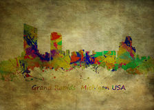 Grand Rapids  Michigan USA Stock Photography