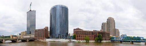 Grand Rapids fotografie stock