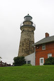 Grand River Lighthouse stock image