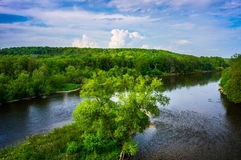 Grand River, Ontario Stock Images