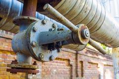 Grand robinet d'eau Images stock
