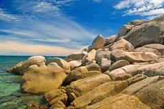 Grand Rocks Royalty Free Stock Image