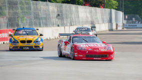 GRAND-AM Rolex Sports Car Series, Detroit, MI Stock Photo